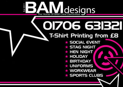 BAM Designs