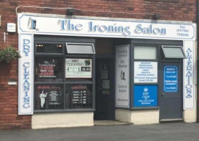 The Ironing Salon