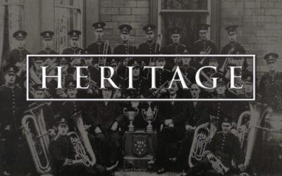 Milnrow Band Launch 150th Anniversary Album, Heritage