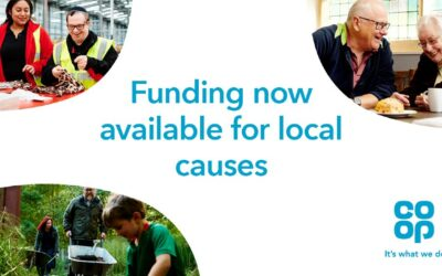 The Co-op Local Cause Applications Now Open