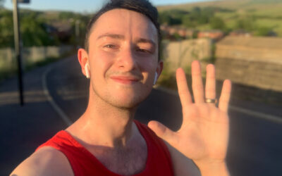 Newhey Resident 'The Running Manc' Pledges to Run 5km Every Day for a Year to Support Charity