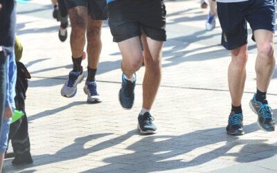 Running 100km in 30 Days Challenge