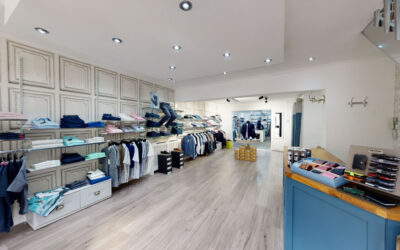 Local Business 360 Property Promotion Partners with Norden-Based HOPE Menswear to Launch Immersive Online Shopping Experience