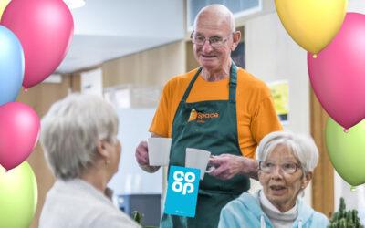 The Co-op, Milnrow Celebrates Three Amazing Local Causes