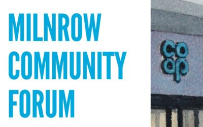 EVERYONE WELCOME: The Co-operative, Milnrow Community Forum